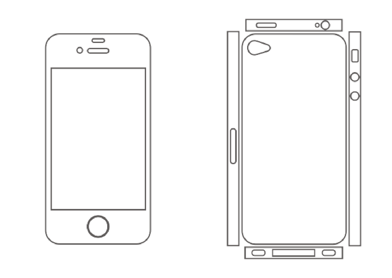 White Phone Icon Png Cell Phone Icon Png White